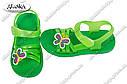 Детские сандалии ассорти (Код: 1100 бабочка), фото 6