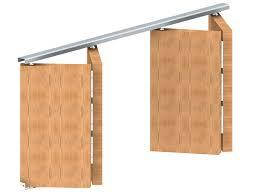 Раздвижной комплект SLID'UP 140 н для монтажа  4 двери-книжки до 1800 мм