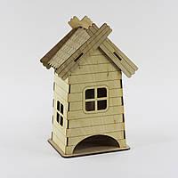 Чайный домик  11х9х18 см.