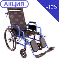 Инвалидная коляска многофункциональная OSD Recliner (Италия), фото 1