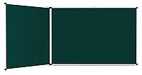 3-поверхностные доски меловые, маркерные, комбинированные 2100x1000 мм