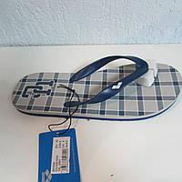 Мужские вьетнамки Arena 80732-50 серые с синим код 291А