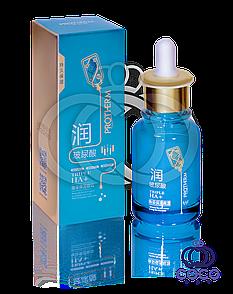 Корейский увлажняющий флюид для глаз с тройной гиалуроновой кислотой Protherm Triple HA+