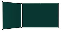 3-поверхностные доски меловые, маркерные, комбинированные 2250x1000 мм