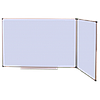 Школьная доска магнитная, маркерная (3 поверхности) – 2250Х1000 мм