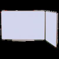 Школьная доска магнитная, маркерная (3 поверхности) – 2250Х1000 мм, фото 1