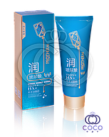 Корейский очищающий крем для лица с тройной гиалуроновой кислотой Protherm Triple HA+