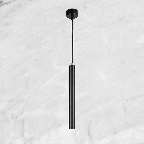Чёрный светодиодный подвес (30см), фото 2