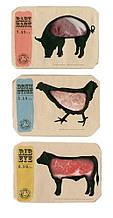 Картонная упаковка для мяса и мясных изделий