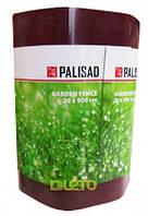 Бордюр для клумб и газонов PALISAD 644858, 20х900 см, коричневый