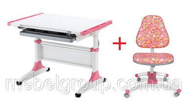 Комплект Дитяча парта CARDIFF ДО-1 і крісло HAPPY CHAIR К639