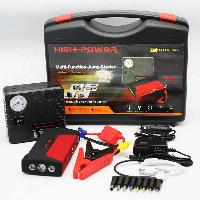 Пусковое устройство аккумулятора Jump Starter Power Bank 20000 mAh / Автомобильное пуско-зарядное устройство
