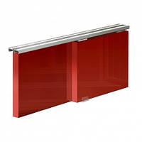 Раздвижной комплект SLID'UP 100  для монтажа  2 дверок до 180 мм