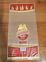 Пакет под хлеб 18х37