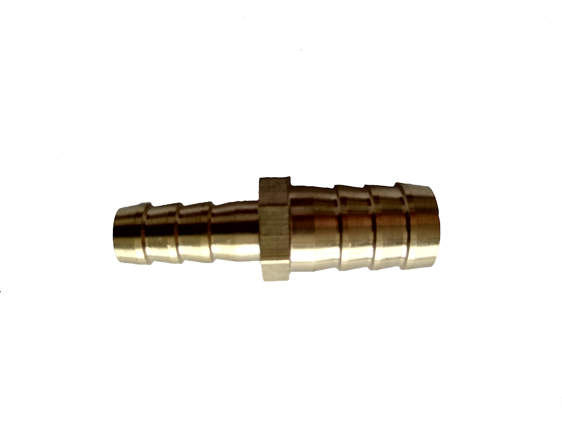 Переходник латунный со шланга 10 мм на 14 мм
