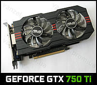 ASUS GeForce GTX 750 Ti 2GB GDDR5 HDMI PCI-E (GTX750Ti) Видеокарта