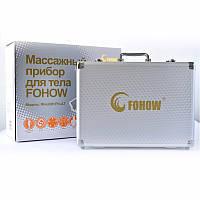 Массажный прибор для тела Fohow -сочетает  эффект иглоукалывания,массаж гуаша,,прижигания и вакуумной терапии, фото 1