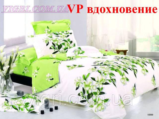 Постельное белье, двухспальное, ранфорс Вилюта «VILUTA» VР вдохновение
