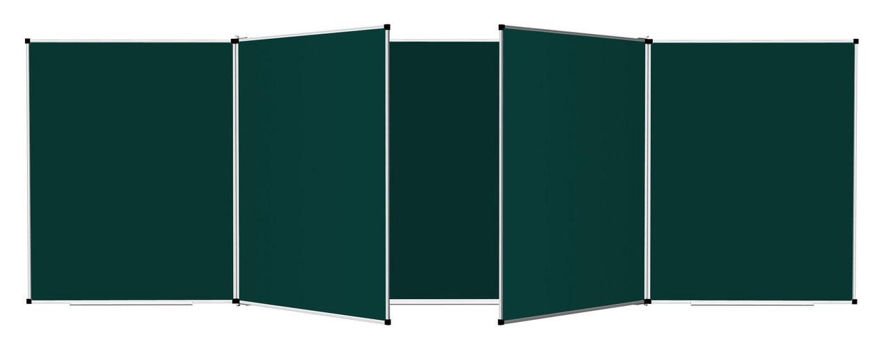 Доски 7-поверхностные: меловые, маркерные, комбинированные 3000x1000 мм, фото 1
