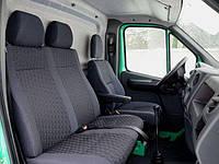 Чехлы на сиденья Форд Транзит (Ford Transit) 1+2  (универсальные, автоткань, пилот), фото 1
