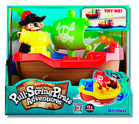 Пират, игрушка для игры в воде, Keenway