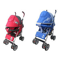 Детская прогулочная коляска Bambi M 2106-2, 2 цвета