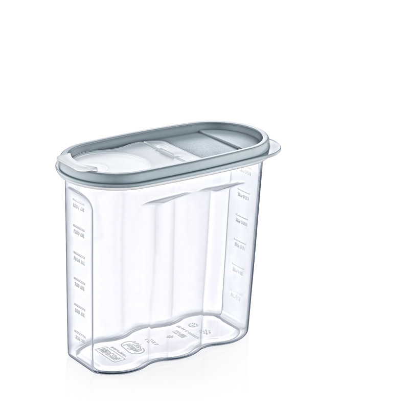 Емкость для сыпучих продуктов 1,7 лт Dunya Plastik