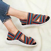 Женские трендовые сандалии\босоножки в стиле Adidas Y-3 Sandal