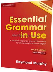 Английский язык / Essential Grammar In Use+Answers. Грамматика Мерфи Murphy / Cambridge