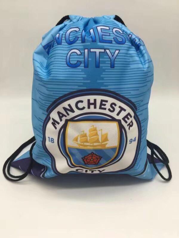 Рюкзак-мешок для хранения и переноса вещей Манчестер Сити