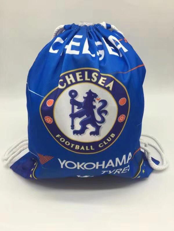 Рюкзак-мешок для хранения и переноса вещей Челси, синний