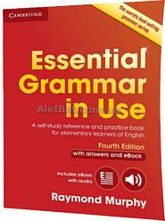 Английский язык / Essential Grammar In Use+Аnswers+eBook. Грамматика Мерфи Murphy / Cambridge