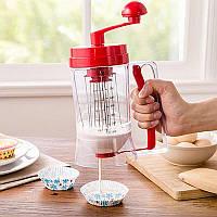 Дозатор тесту з міксером Pancake Machine