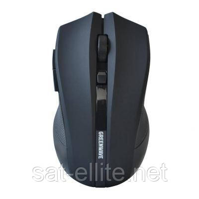 Мышка Greenwave WM-1600 Black (R0015185), фото 1
