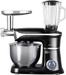 Кухонная машина Royalty Line 3в1 RL-PKM1900.7BG Black