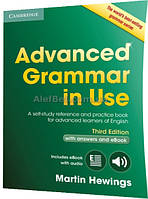 Английский язык / Advanced Grammar In Use+Answers+eBook. Грамматика Мерфи Murphy / Cambridge