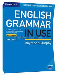 Английский язык / English Grammar In Use+Answers. Грамматика Мерфи Murphy / Cambridge
