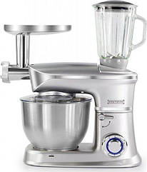 Кухонная машина Royalty Line 3в1RL-PKM1900.7BG Silver