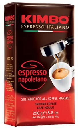 Кава в зернах KIMBO ESPRESSO NAPOLETANO, 250 грам. Італія