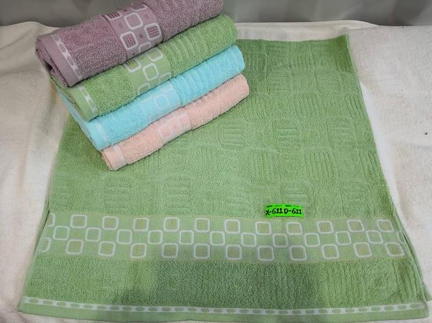 Полотенце банное махровое 70*140 см (от 8 шт), фото 2