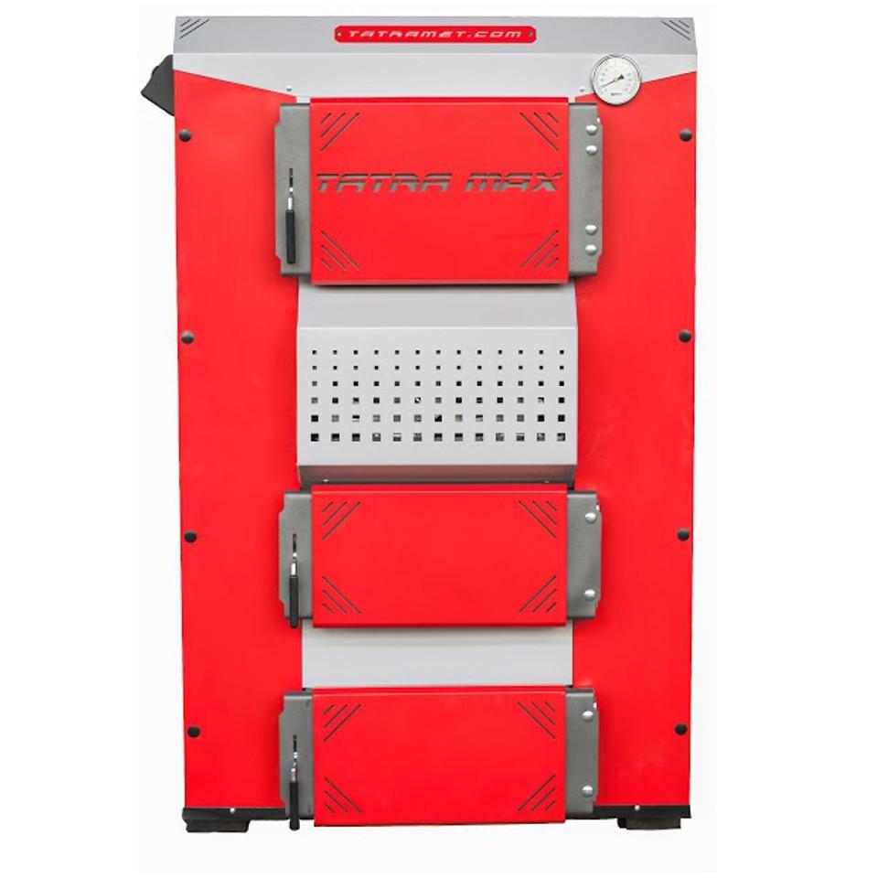 Промышленный котел с ручной загрузкой топлива TATRAMET MAX (ТАТРАМЕТ МАКС) мощность:98 кВт, толщина стали: 6мм