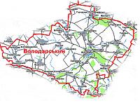Геодезичні роботи та послуги у Володарському районі Київської області