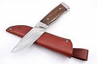 Нож охотничий Легенда, с кожаным чехлом  + эксклюзивные фото, фото 1