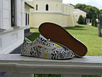 Кеди Vans White/Colored