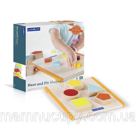 Сортер Manipulatives Фигуры