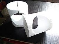 Фальш-ярус Ø 18 см c отверстием 182009 (подставка, основа) из пенопласта под торт