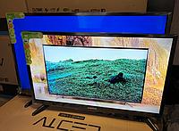 """Smart TV Телевизор c Т2 приставкой встроенной: LCD LED JPE 39"""" 12V, USB, HD-экран,HDMI, VGA"""