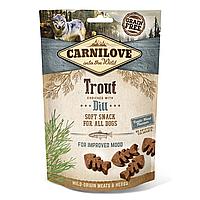 "Лакомство для собак ""Carnilove Trout with Dill "" 200 г"