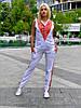 Женский летний брючный костюм S-M, L-XL, XXL-XXXL, фото 2