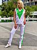 Женский летний брючный костюм S-M, L-XL, XXL-XXXL, фото 3